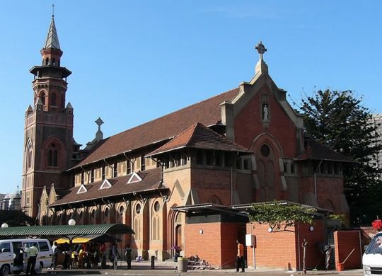 Emmanuel Cathedral, Durban South Africa