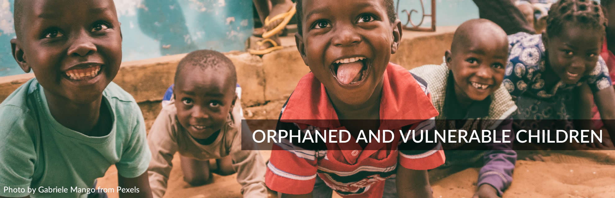 orphaned and vulnerable children