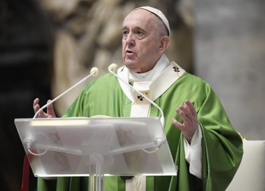 Pope Francis on World Day of the Poor