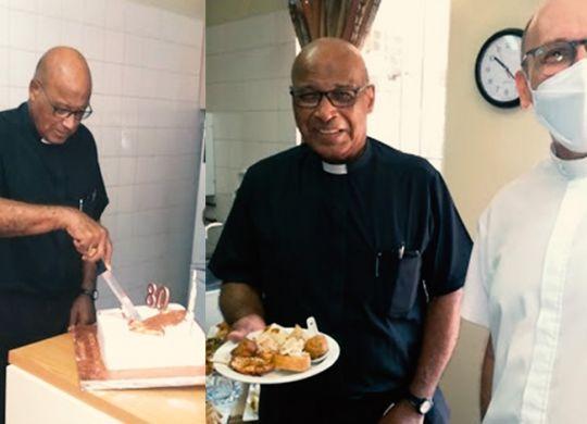 Cardinal Napier's Birthday