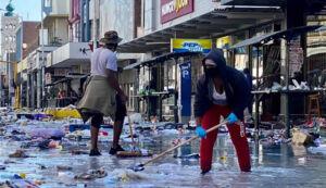 Durban looting spree